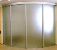 Межкомнатные и офисные стеклянные