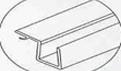 Профиль силиконовый